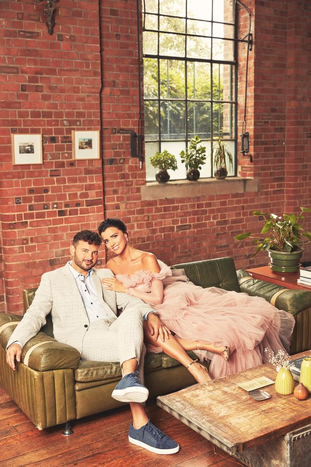 Lucy Mecklenburgh said she plans to wait until things get back to normal before planning her wedding with Ryan Thomas.
