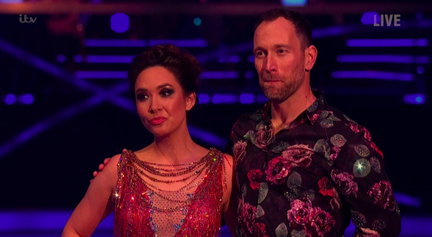 Myleene Klass is the first to be excluded from Dancing on Ice.