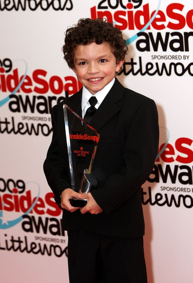 Alex joined the cast on Coronation Street at the age of 7.