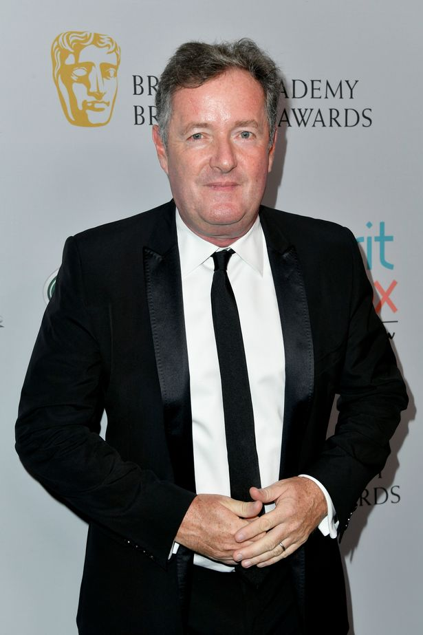 Piers Morgan said he would join Strictly Come Dancing if he could be part of a same-sex couple.