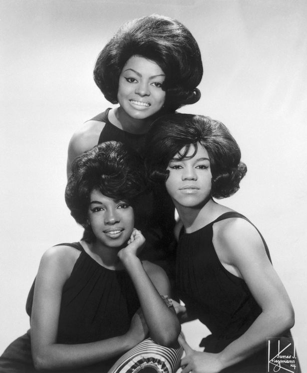 Mary was the original member of The Supremes along with Diana Ross and Florence Ballard.