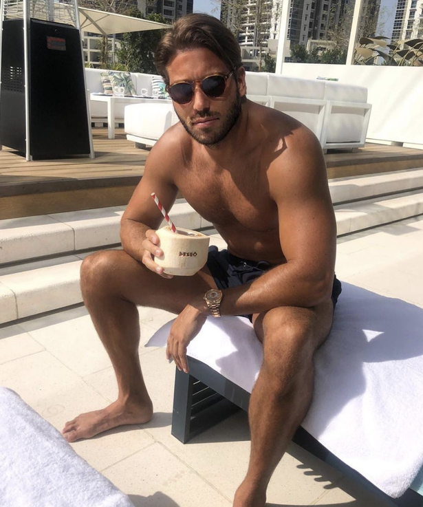 TOWIE star James Rock accuses'hate-causing' Pretty Patel of influencers traveling to Dubai