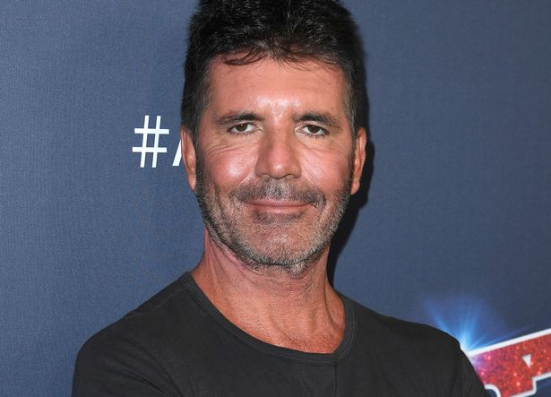 Simon Cowell talked about the terrible accident where he broke his back for the first time.